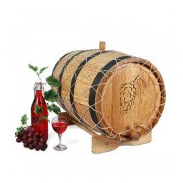 Бочка для вина с краном 50 л Премиум (кавказский дуб)