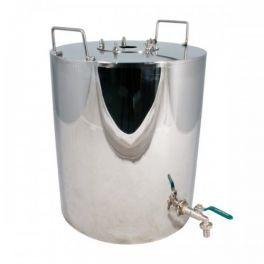 """Перегонный куб """"Престиж"""" 35 л с заглушкой для ТЭНа (отверстие 40 мм)"""