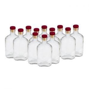 Комплект бутылок «Фляжка» 0,25 л (12 шт.)