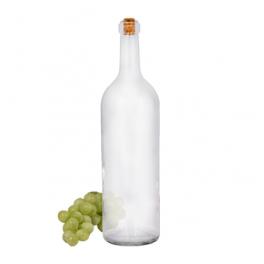 Стеклянная бутылка «Русская четверть» 3 л