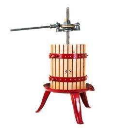 Пресс для яблок Cricco 35 ручной 46 л для отжима соков