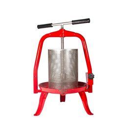 Пресс для яблок FT20 FE ручной 10 л для отжима соков