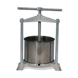 Пресс для яблок Pl20 ручной 5 л  для отжима соков