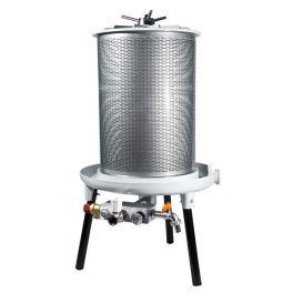 Пресс для яблок W40 гидравлический 40 л для отжима соков
