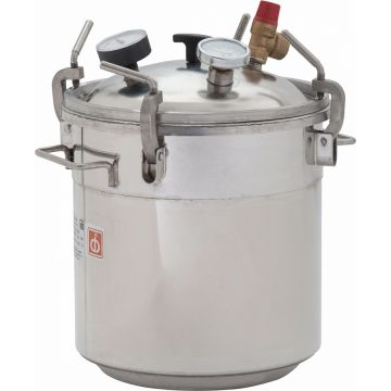 Автоклав «МалышГазНерж» на 22 литра