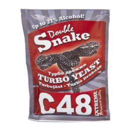 Турбо дрожжи Double Snake C48