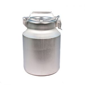 Фляга для молока алюминиевая 10 л