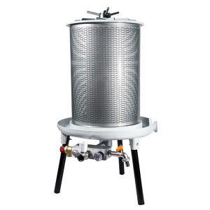Пресс W40 гидравлический 40 л для отжима соков